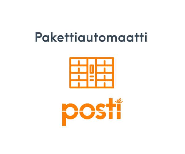 Posti Pakettiautomaatti - Kauppakeskus Kapteeni
